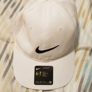 **2 for $22** Nike Boys Hat, White